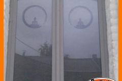 Stickers Fun - Sablage de vitre