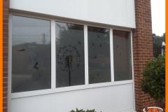 vitre sablee